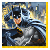 Servetter Batman - 16-pack