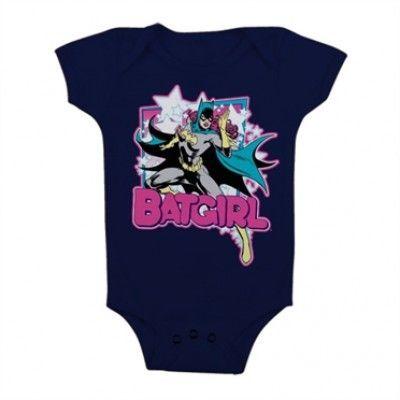 Batgirl Baby Body, Baby Body