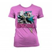 Batgirl Girly T-Shirt, Girly T-Shirt