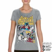 Batgirl - Hero Or Villain Performance Girly Tee, CORE PERFORMANCE GIRLY TEE