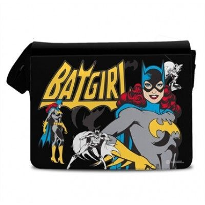 Batgirl Messenger Bag, Messenger Shoulder Bag