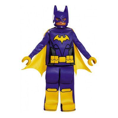LEGO Batgirl Prestige Barn Maskeraddräkt - Small