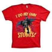 Batman - I Do My Own Stunts T-Shirt, T-Shirt