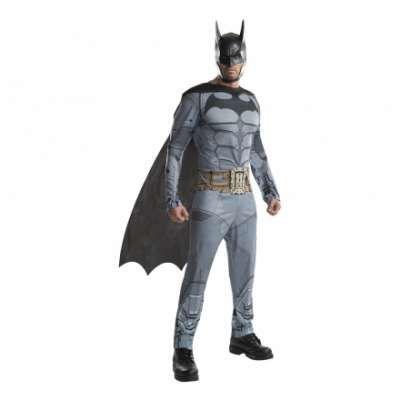 54b246c71ad5 Batman Arkham Maskeraddräkt - Small - Batmanbutiken