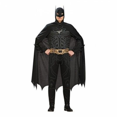 Batman Dark Knight Maskeraddräkt - Medium