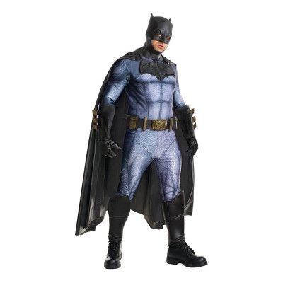 Batman Dawn of Justice Super Deluxe Maskeraddräkt