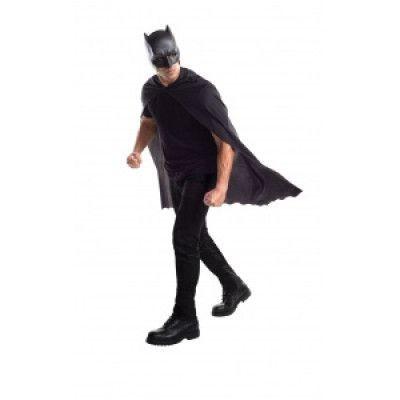 Batman - Mask och cape - Vuxen