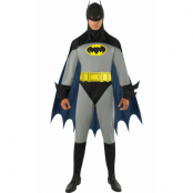 Batman Retro Maskeraddräkt