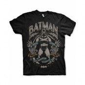 Batman The Dark Knight - Svart Unisex T-shirt