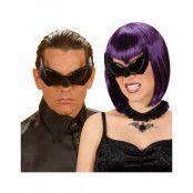Bat/Vamp - Svarta Maskeradglasögon