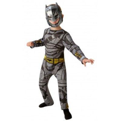 Bepansrad Batman maskeraddräkt - Barn - Batmanbutiken 4131326fdd897