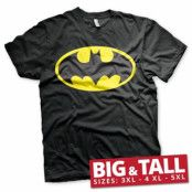 Batman Signal Logo Big & Tall T-Shirt, Big & Tall T-Shirt