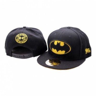 Batman Snapback Keps