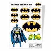 Batman Sticker Set, Sticker Sheet
