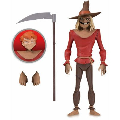 Batman The Animated Series - The Scarecrow