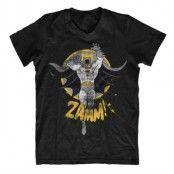 Batman Zamm! V-Neck Tee, V-Neck T-Shirt