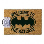 Dörrmatta Batman Welcome To the Batcave