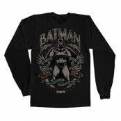 Dark Knight Crusader Long Sleeve Tee , Long Sleeve T-Shirt