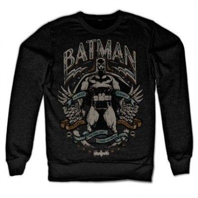 Dark Knight Crusader Sweatshirt, Sweatshirt