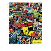 DC Comics - Batman Collage Jigsaw Puzzle (1000 pieces)