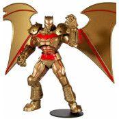 DC Multiverse - Batman Hellbat Suit (Gold Edition)