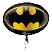 Folieballong Batman Logo