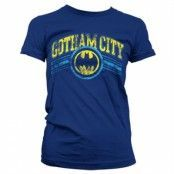 Gotham City Girly T-Shirt, Girly T-Shirt