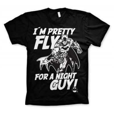 I´m Pretty Fly For A Night Guy T-Shirt, Basic Tee