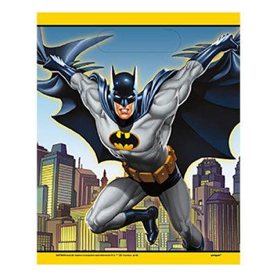 Kalaspåsar Batman Retro - 8-pack