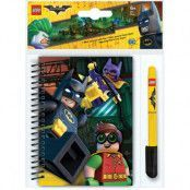 LEGO Batman - Notebook with Pen