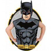 Licensierad DC Comics Batman Dräkt till Barn - Strl 3-6 ÅR