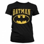 Vintage Batman Girly T-Shirt, T-Shirt