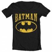 Vintage Batman Wide Neck Tee, Wide Neck T-Shirt