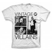 Vintage Villains T-Shirt, Basic Tee