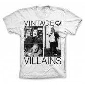 Vintage Villains T-Shirt, T-Shirt