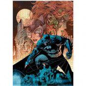 DC Comics - Batman, Catwoman and Poison Ivy Puzzle (1000 pieces)