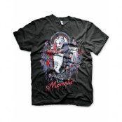 Harley Quinn Suicide Squad - Svart Unisex T-shirt