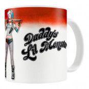 Mugg Harley Quinn Daddy's Lil Monster