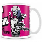 Suicide Squad - Bad Girl Mug