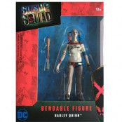 Suicide Squad - Harley Quinn Bendable Figure