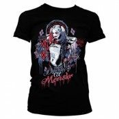 Suicide Squad Harley Quinn Girly Tee, T-Shirt