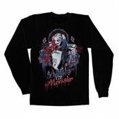 Suicide Squad Harley Quinn Long Sleeve Tee, Long Sleeve Tee