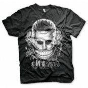 Joker - Damaged T-Shirt, Basic Tee
