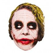 Jokern Dark Knight Pappmask - One size