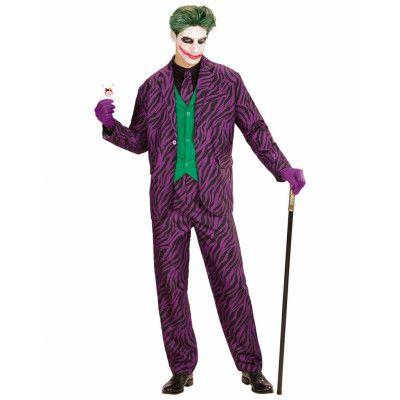 The Joker Inspirerad Herrdräkt