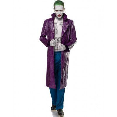 The Joker-inspirerad Lyxdräkt