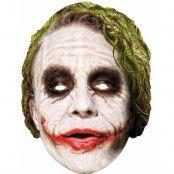 Licensierad The Joker Pappmask