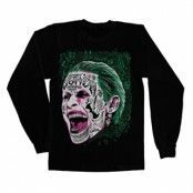 Suicide Squad Joker Long Sleeve Tee, Long Sleeve Tee
