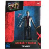 Suicide Squad - The Joker Bendable Figure
