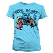 Batman - Cool Party Bro! Girly T-Shirt